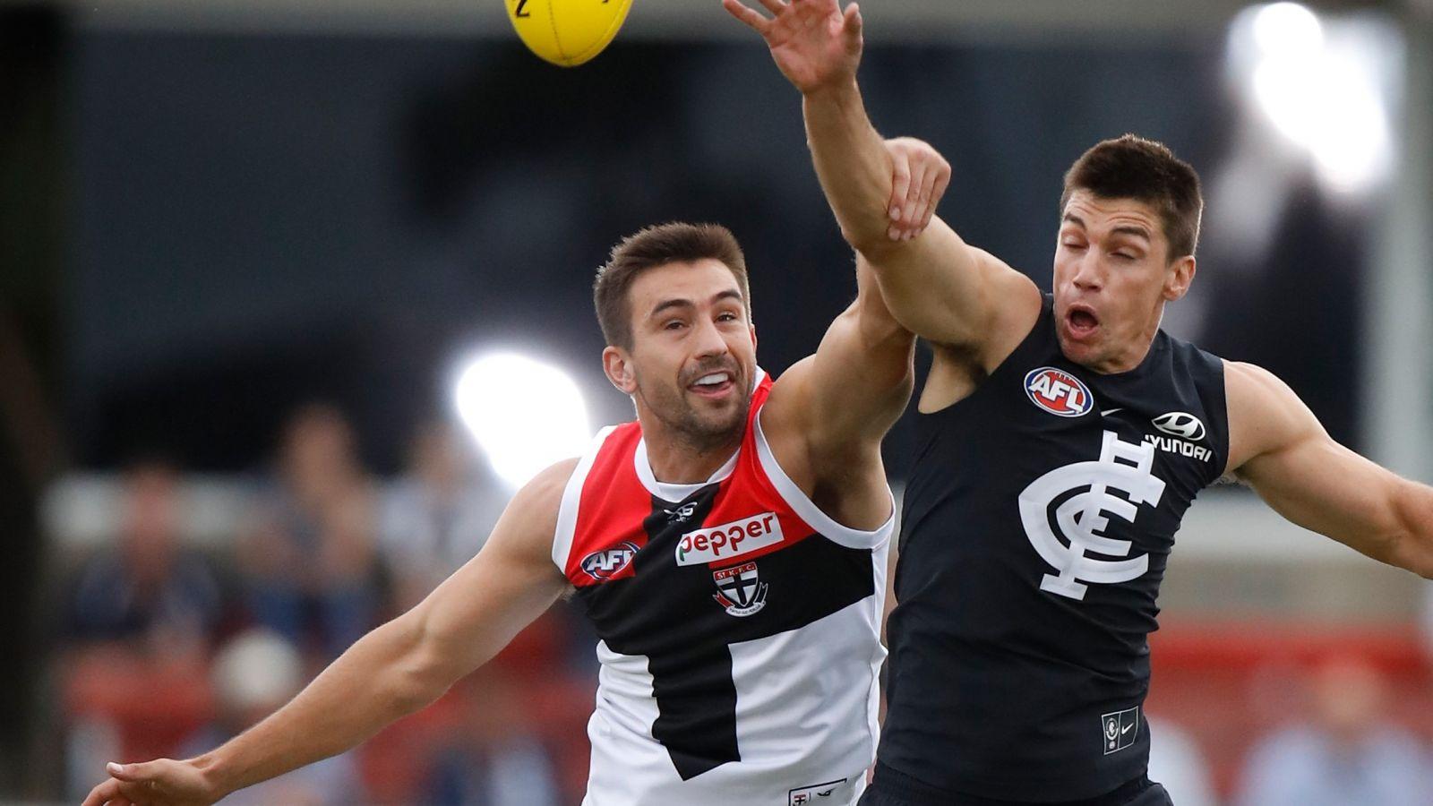 Crunching Numbers: Round 17 St Kilda vs Carlton AFL DFS Lineup Tips