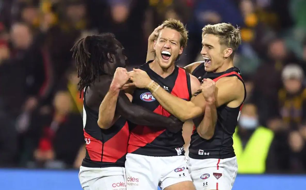 AFL 2021 Daily Fantasy Tips: Round 17 Bombers v Crows