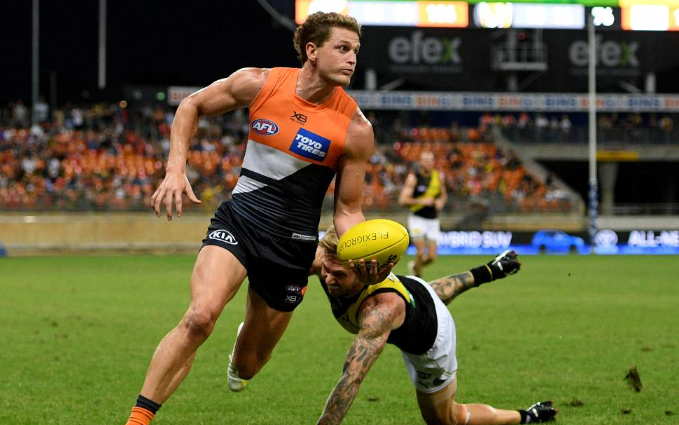 AFL 2020 Daily Fantasy Tips: Round 3 - Western Bulldogs v GWS