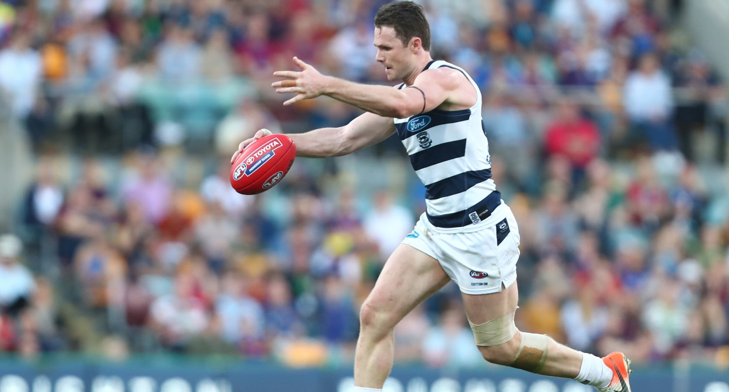 AFL 2020 Daily Fantasy Tips: Round 12 - Cats v Power