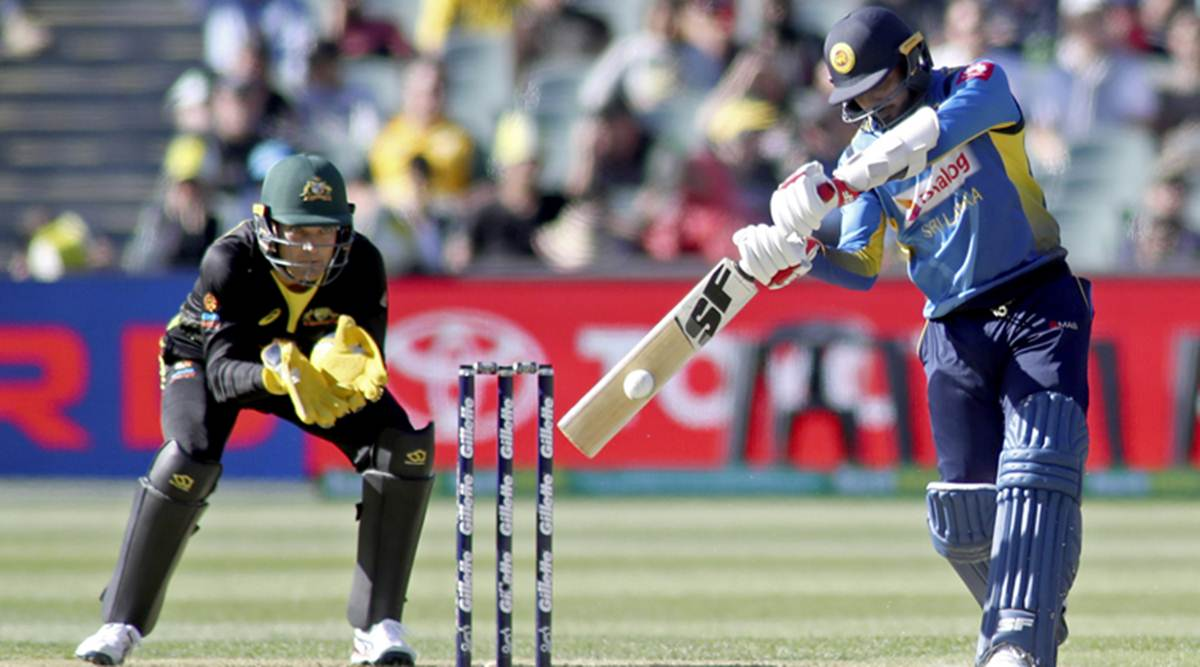 T20 International: Australia vs Sri Lanka - Game 3
