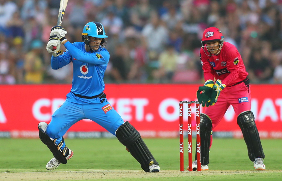 BBL10 Fantasy Tips: Sixers v Strikers