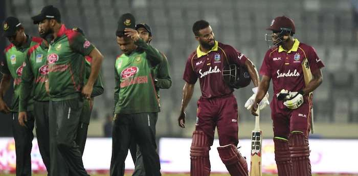 ICC World Cup – Bangladesh vs West Indies