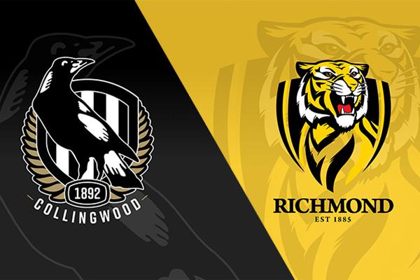 AFL 2020 Daily Fantasy Tips: Round 2 - Collingwood v Richmond
