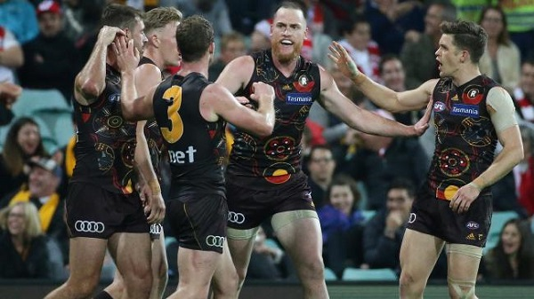 Australian DFS Weekend Results - 29th May 2017
