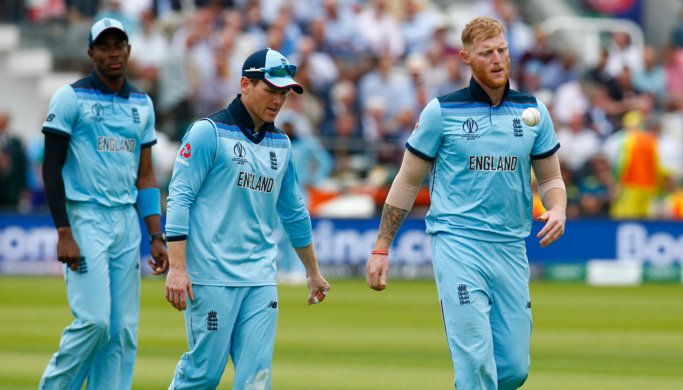 ICC World Cup – England vs New Zealand