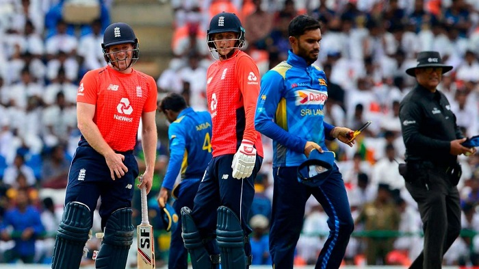 ICC World Cup – England vs Sri Lanka