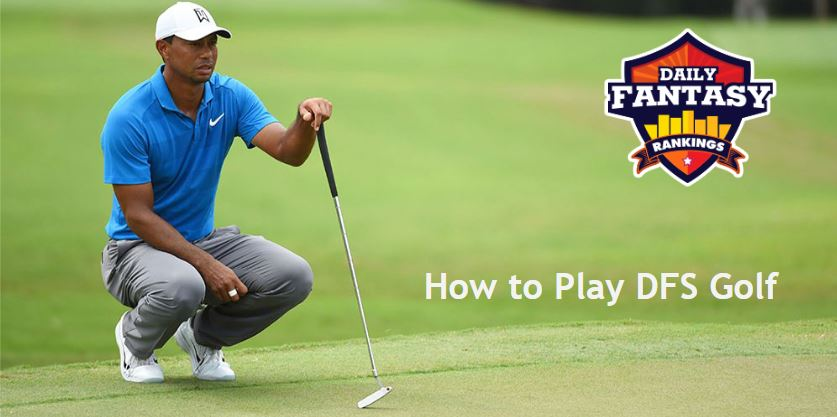 Learn How To Play DFS Golf On Draftstars
