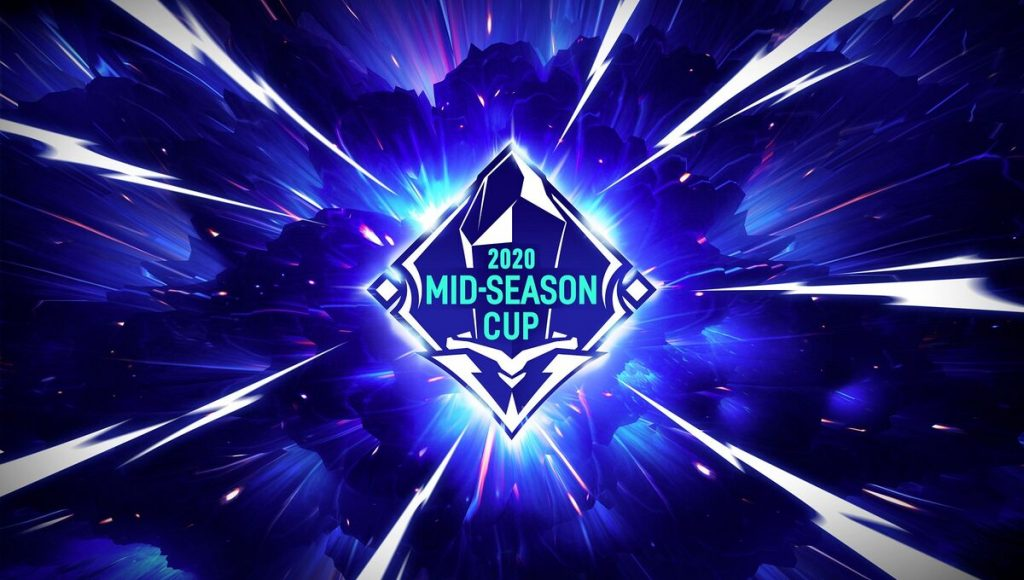 LoL Mid-Season Cup 2020 DFS Day 1