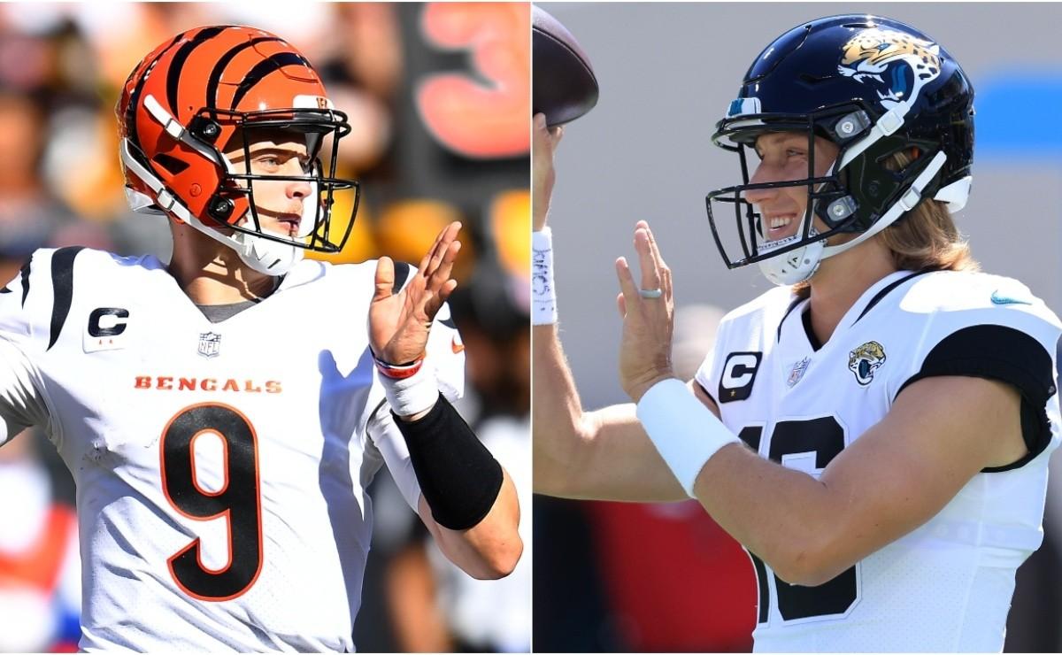NFL 2021-22 Daily Fantasy Tips: Bengals v Jaguars