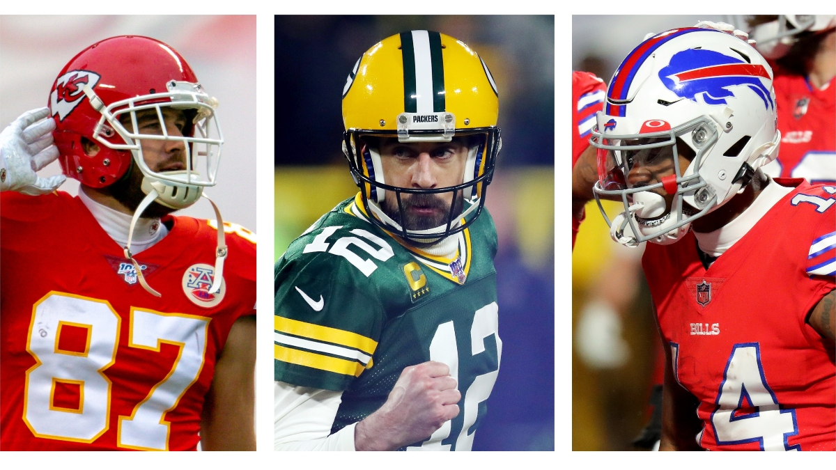 NFL 2020-21 Daily Fantasy Tips: Championship Weekend