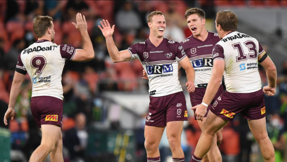 NRL 2021 Daily Fantasy Tips: Finals Sea Eagles v Roosters