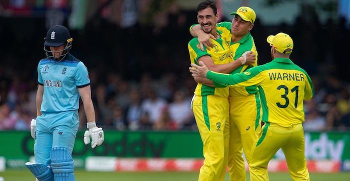 ICC World Cup – Semi Final #2 – Australia vs England