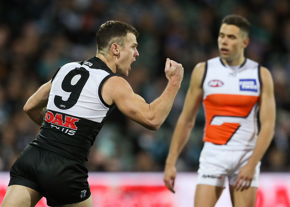 AFL 2019 Fantasy Tips: Round 19 Saturday Qualifier - Port Adelaide vs GWS
