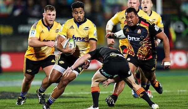 2018 Super Rugby Chalk, Chance or Chump: Round 9 Hurricanes vs Chiefs