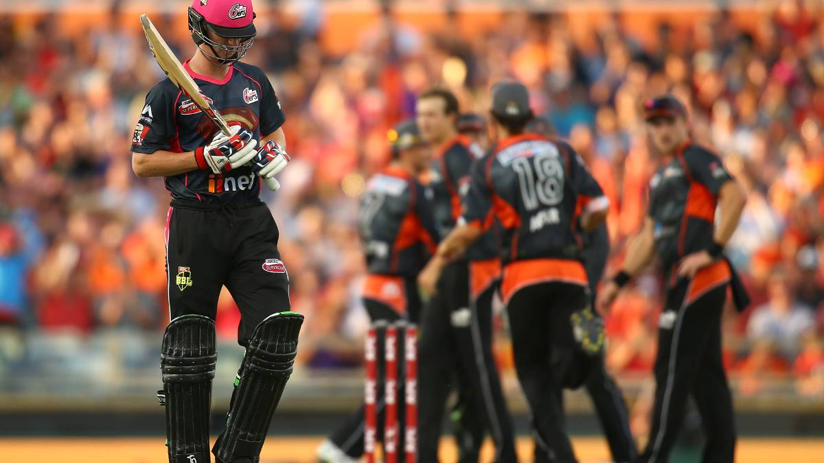 BBL09 fantasy tips: Sixers v Scorchers