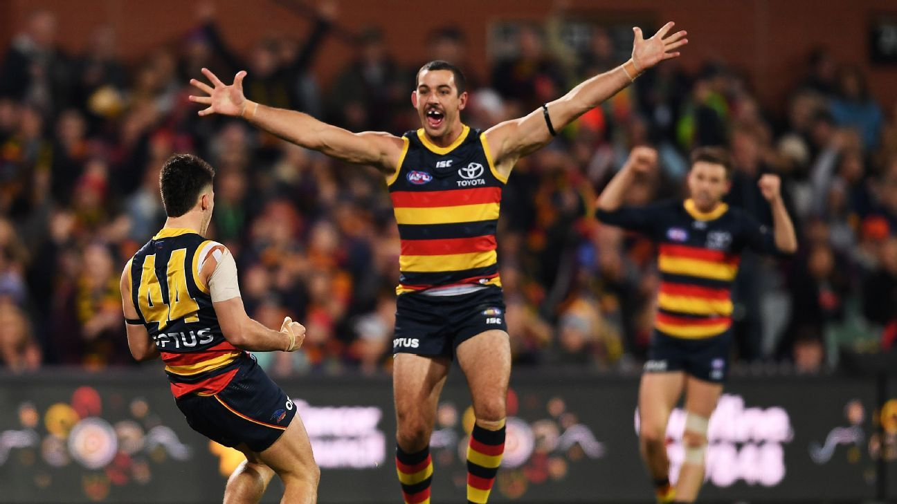 AFL 2019 Fantasy Tips: Round 13 Adelaide vs Richmond