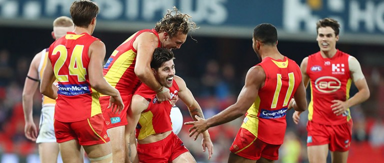 AFL 2019 Team Preview: Gold Coast Suns