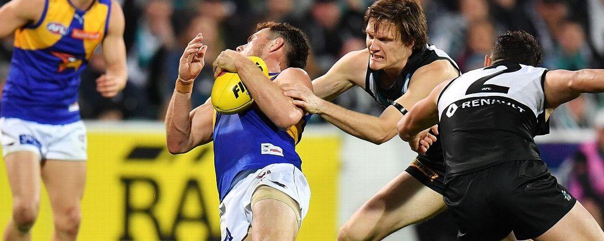 AFL 2019 Fantasy Tips: Round 5 West Coast v Port Adelaide