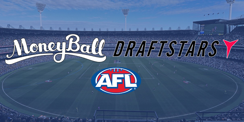 Differences between Moneyball and Draftstars AFL Contests