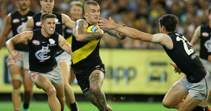 AFL 2019 Fantasy Tips: Round 1 Carlton v Richmond