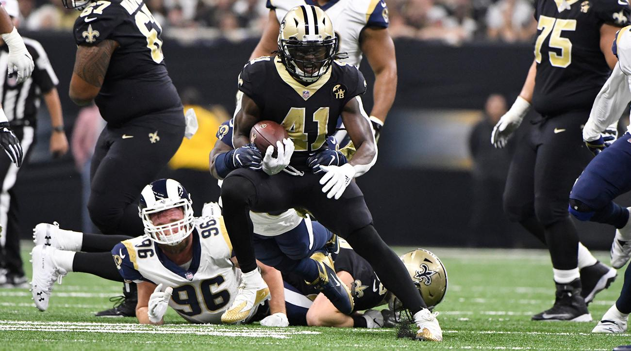 NFL 2019 Daily Fantasy Tips: Week 1 Monday Night