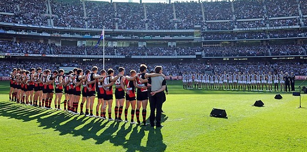 2018 AFL Chalk, Chance or Chump: Anzac Day Collingwood vs Essendon