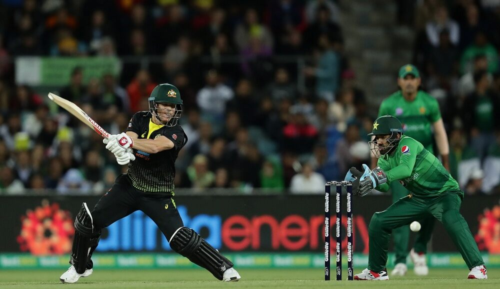 T20 International: Australia vs Pakistan - Game 3