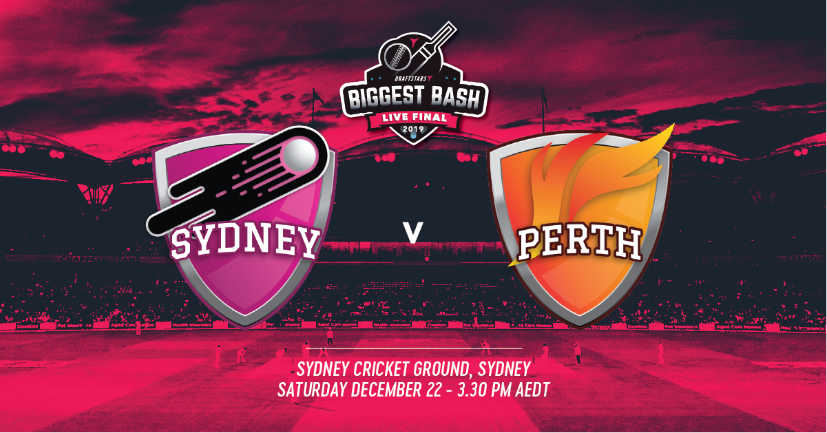 BBL08 Fantasy Tips: Sixers v Scorchers
