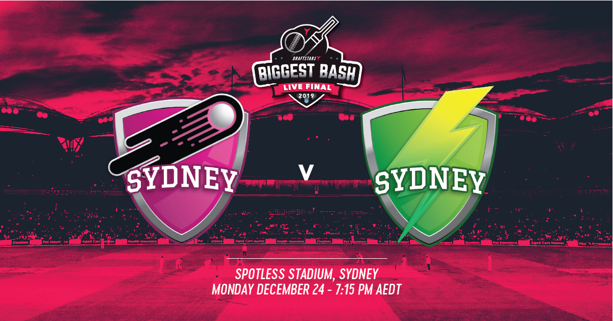 BBL08 Fantasy Tips: Thunder v Sixers