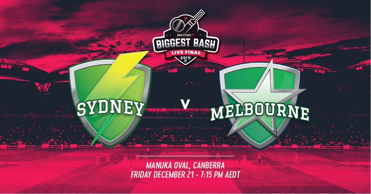 BBL08 Fantasy Tips: Thunder v Stars