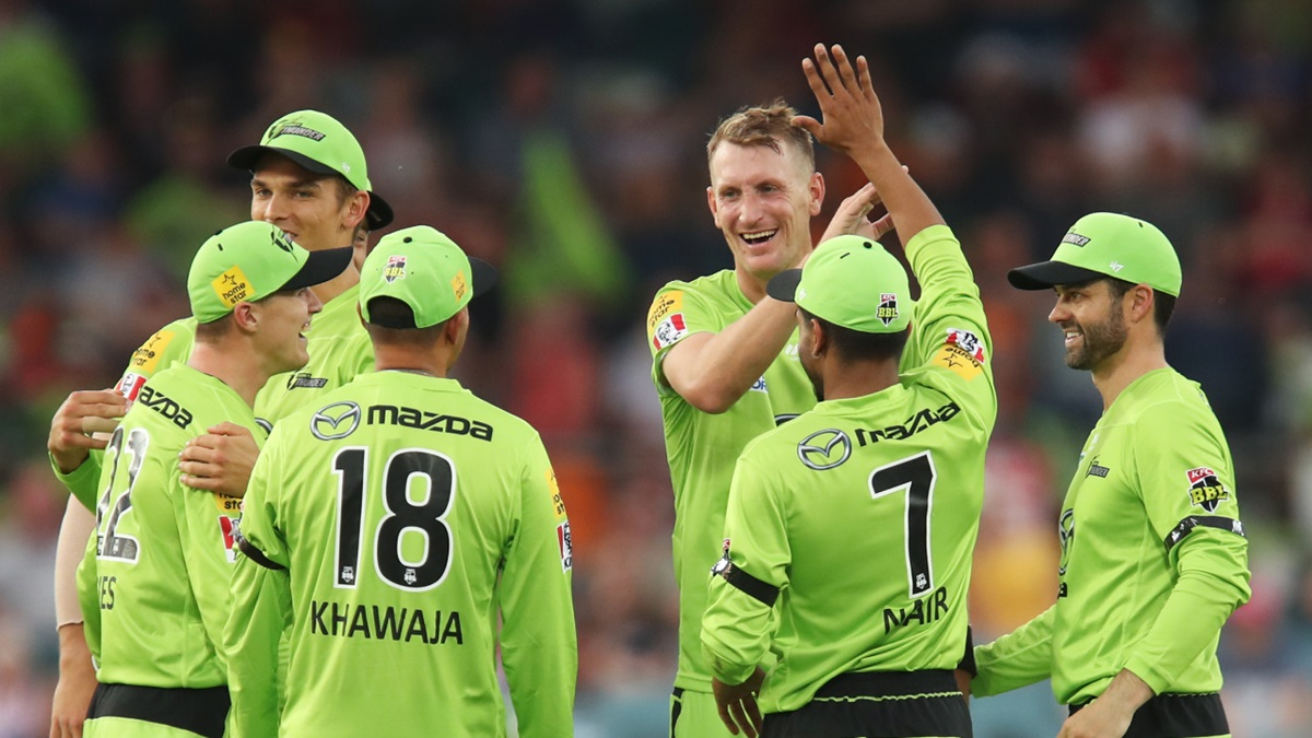 BBL09 Fantasy Tips: Sixers v Thunder
