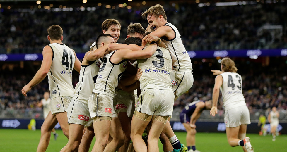 Australian DFS Weekend Results - 1st July 2019