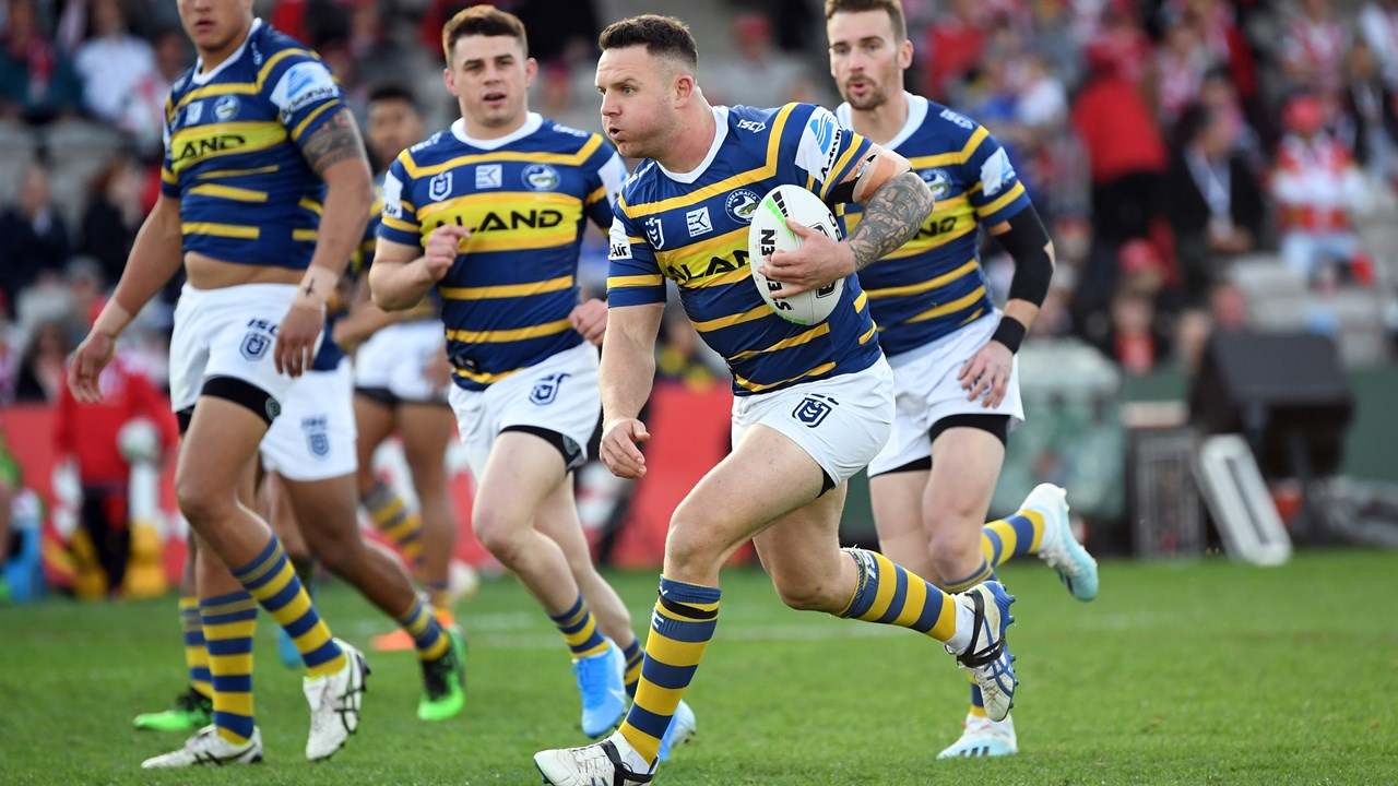 NRL 2020 Fantasy Tips: Round 1 - Eels vs Bulldogs