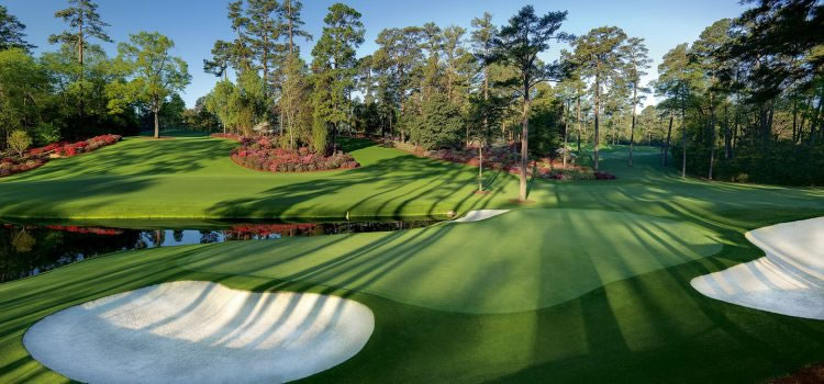 Golf Daily Fantasy Tips: 2019 Masters Tournament