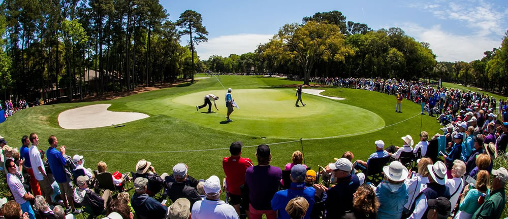 Golf Daily Fantasy Tips: 2019 RBC Heritage