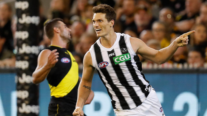 AFL 2019 Fantasy Tips: Round 19 Collingwood vs Richmond