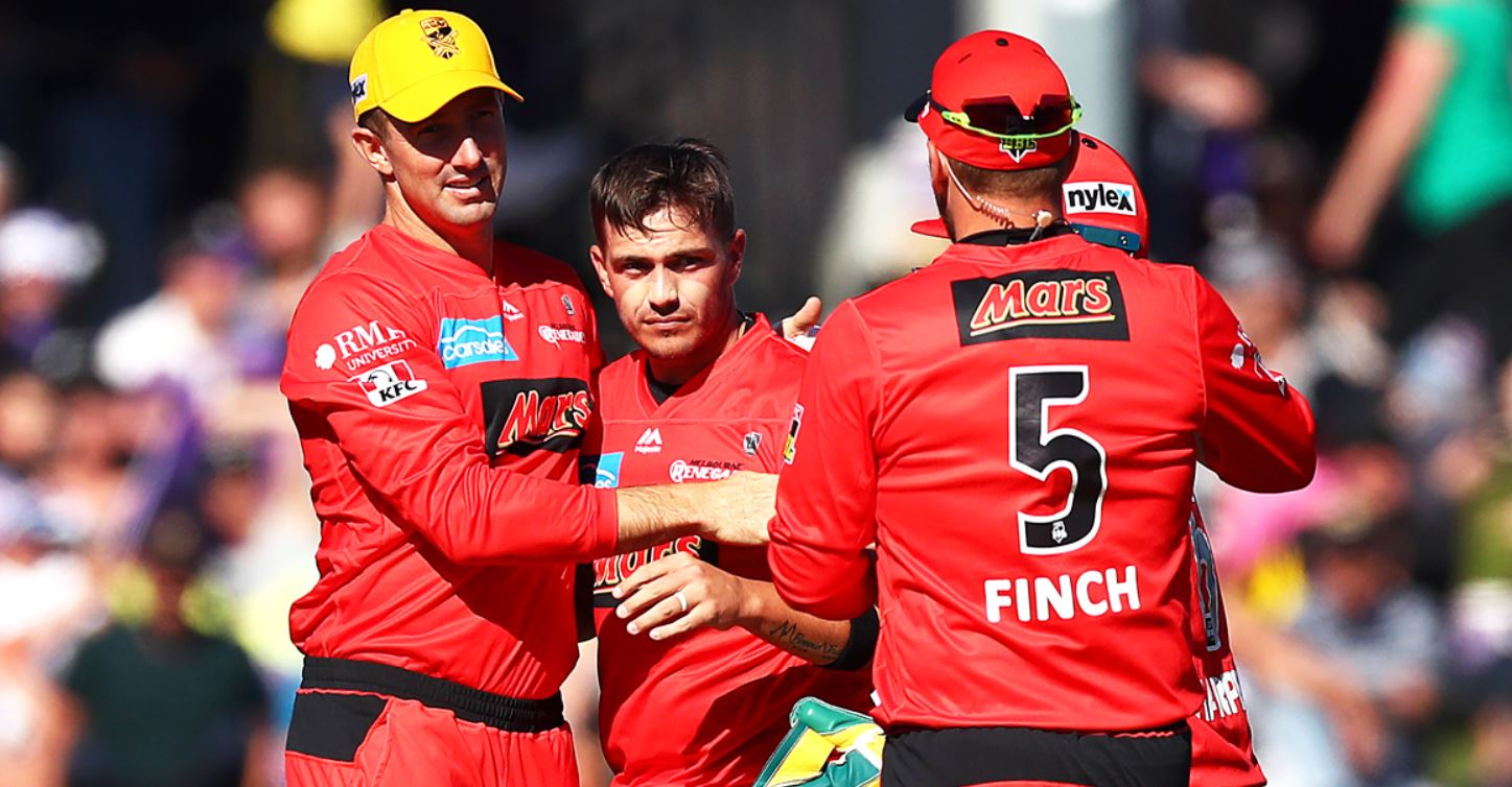 BBL09 Fantasy Tips: Renegades vs Strikers