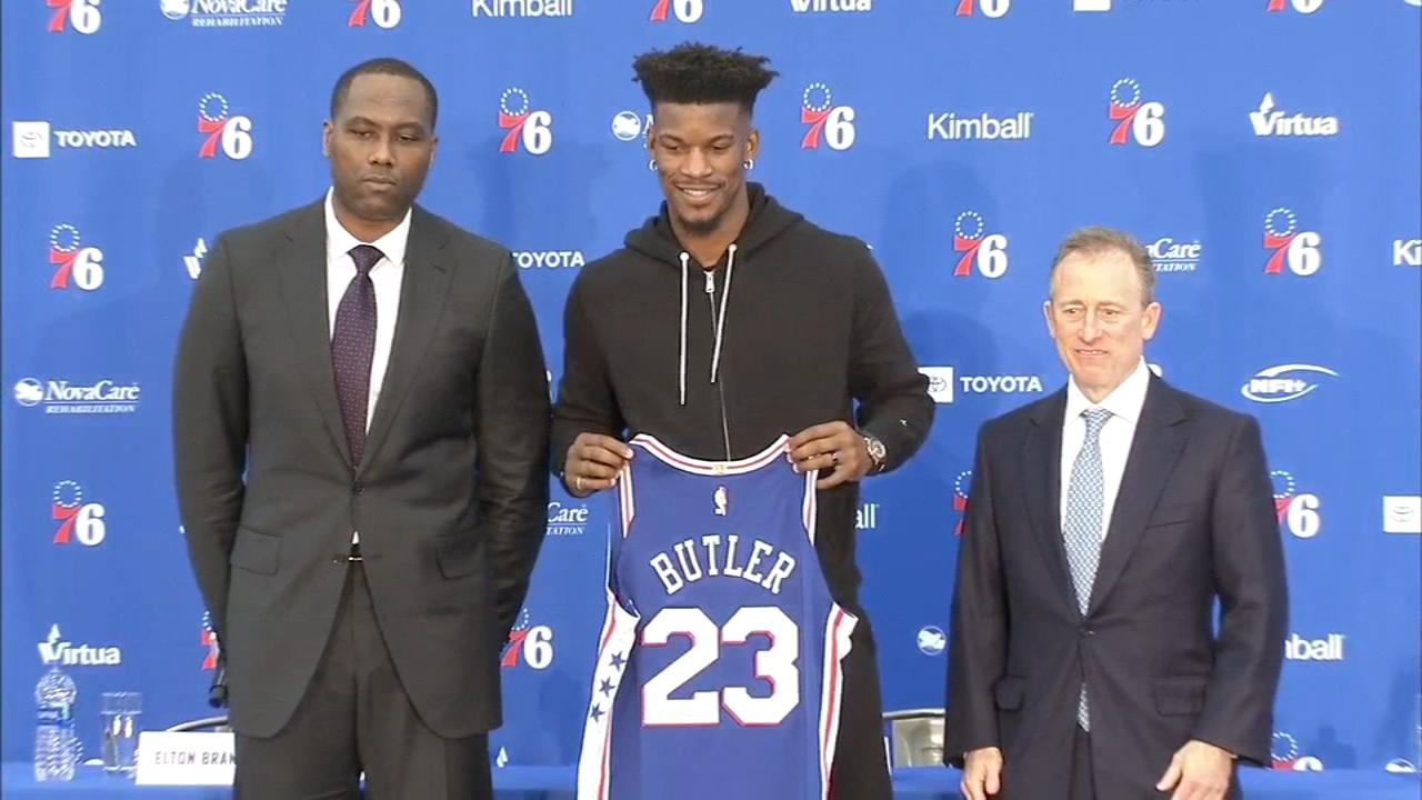 NBA DFS Training Camp – Breaking Down the Jimmy Butler Trade