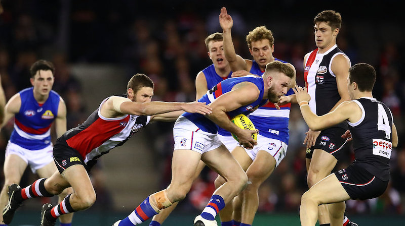 AFL 2019 Fantasy Tips: Round 18 Sunday Qualifier St Kilda vs Western Bulldogs