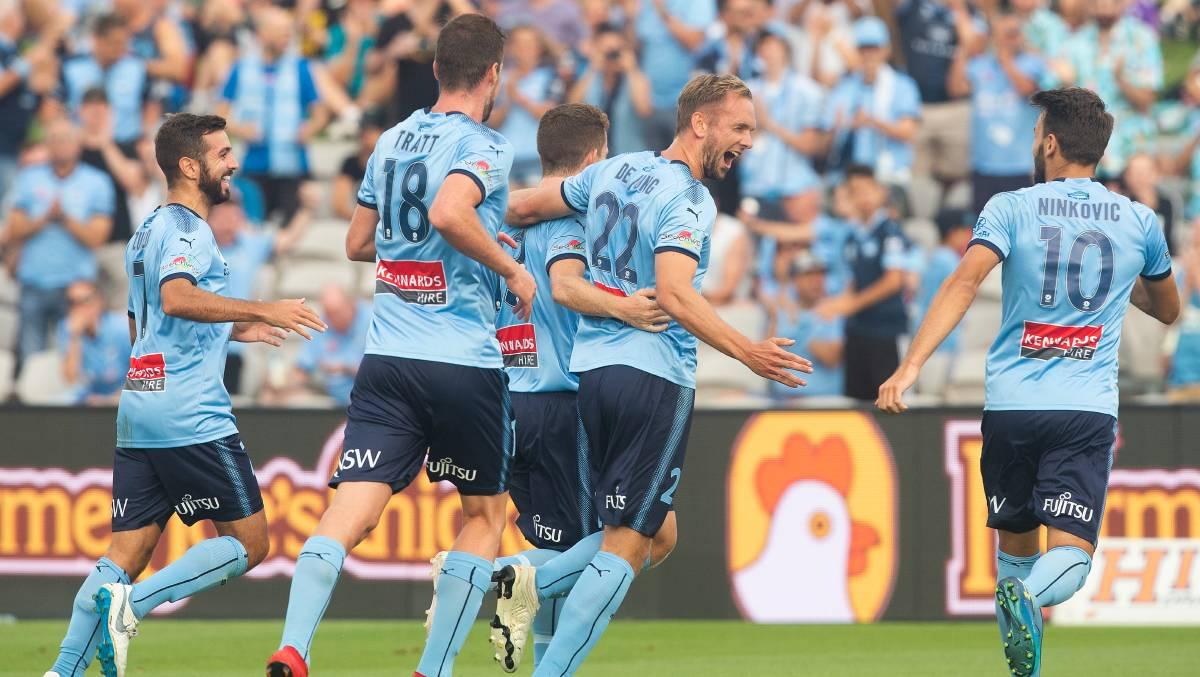 A-League 2018/19 DFS Lineup Tips: Sydney FC vs Melbourne City