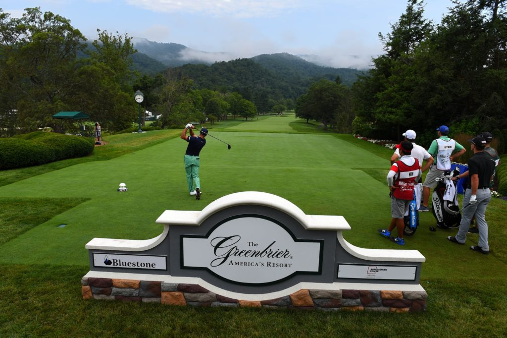 Golf Daily Fantasy Tips: 2019 Greenbrier Classic