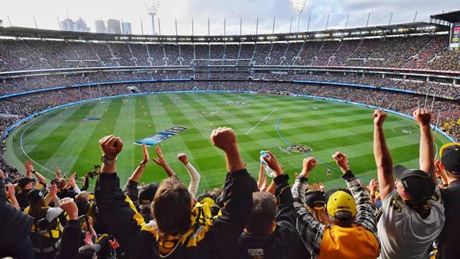 2018 AFL Season DFS