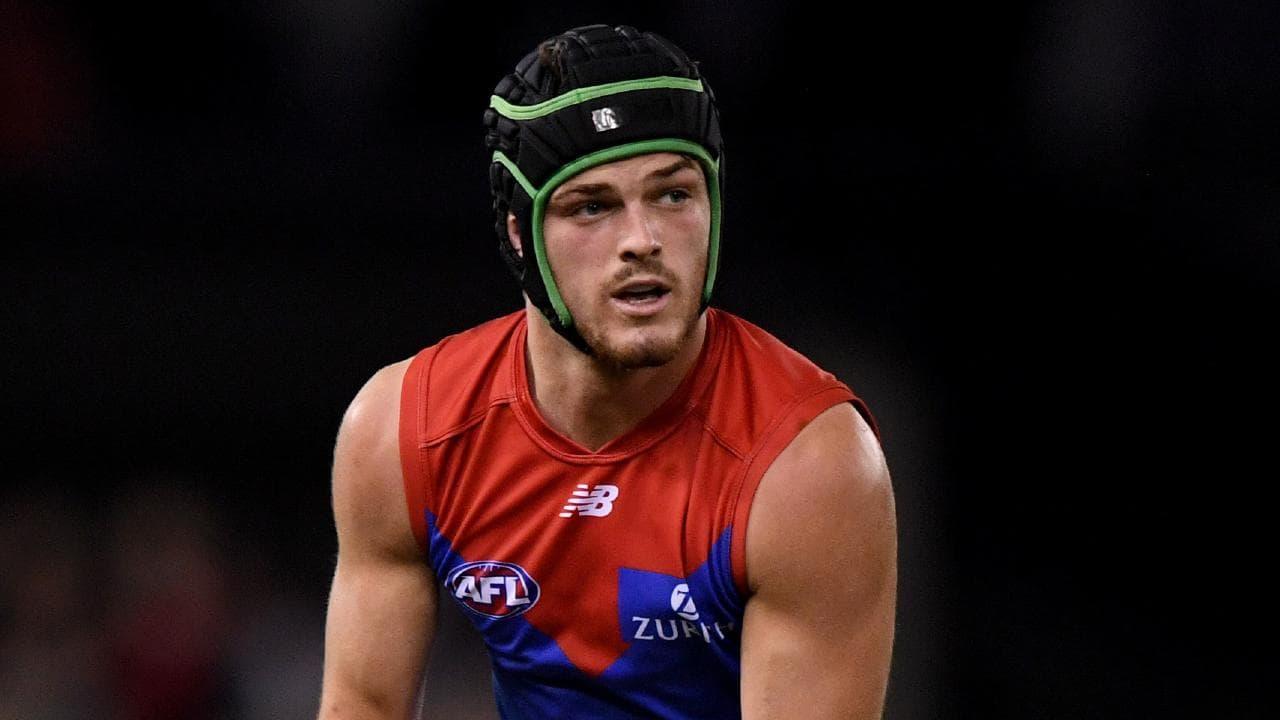 Melbourne Demons Angus Brayshaw