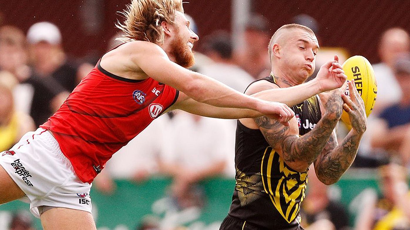 AFL Essendon vs Richmond