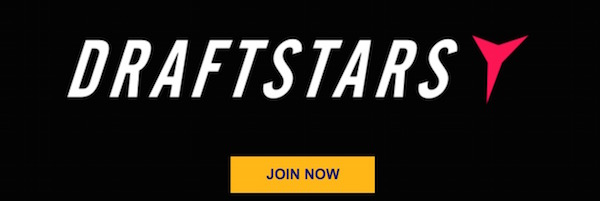 Draftstars Daily Fantasy Sign-Up