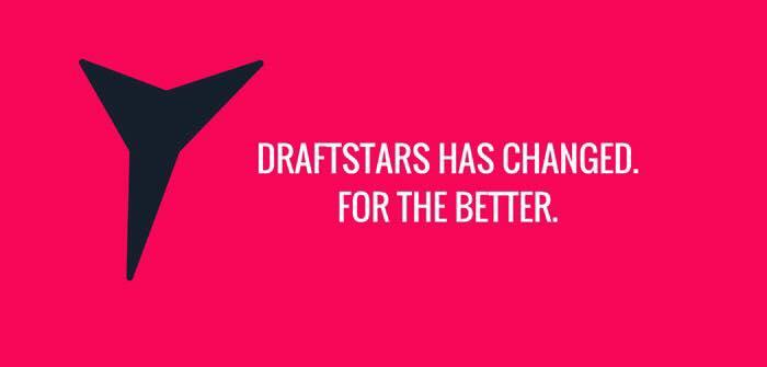 draftstars changed