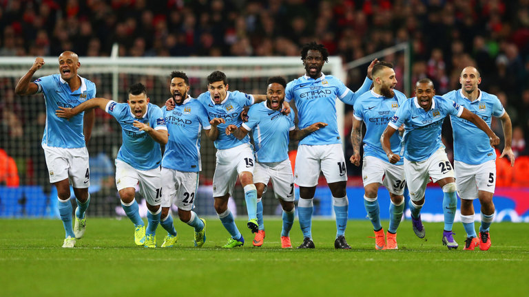EPL Manchester City