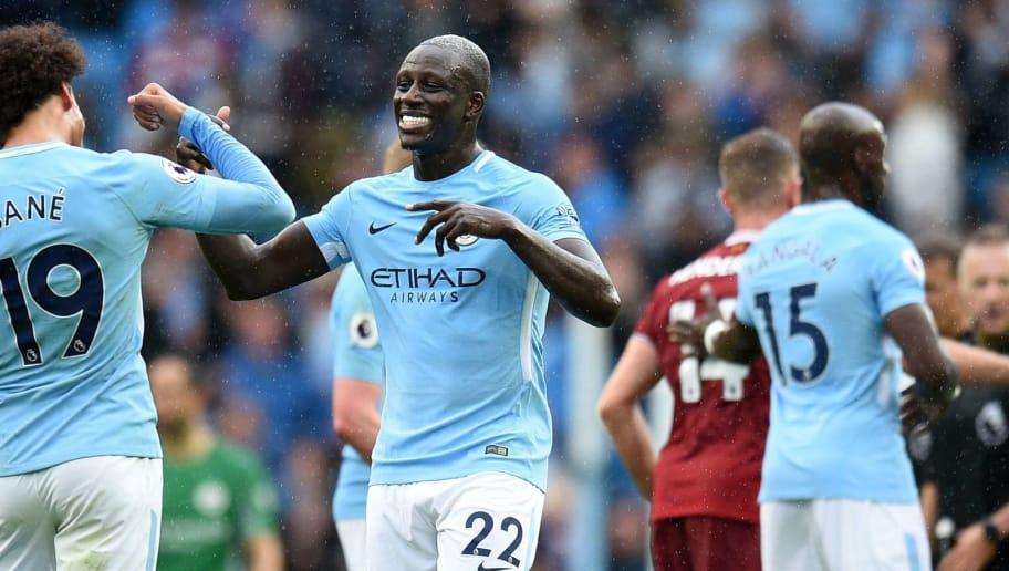 Manchester City Mendy