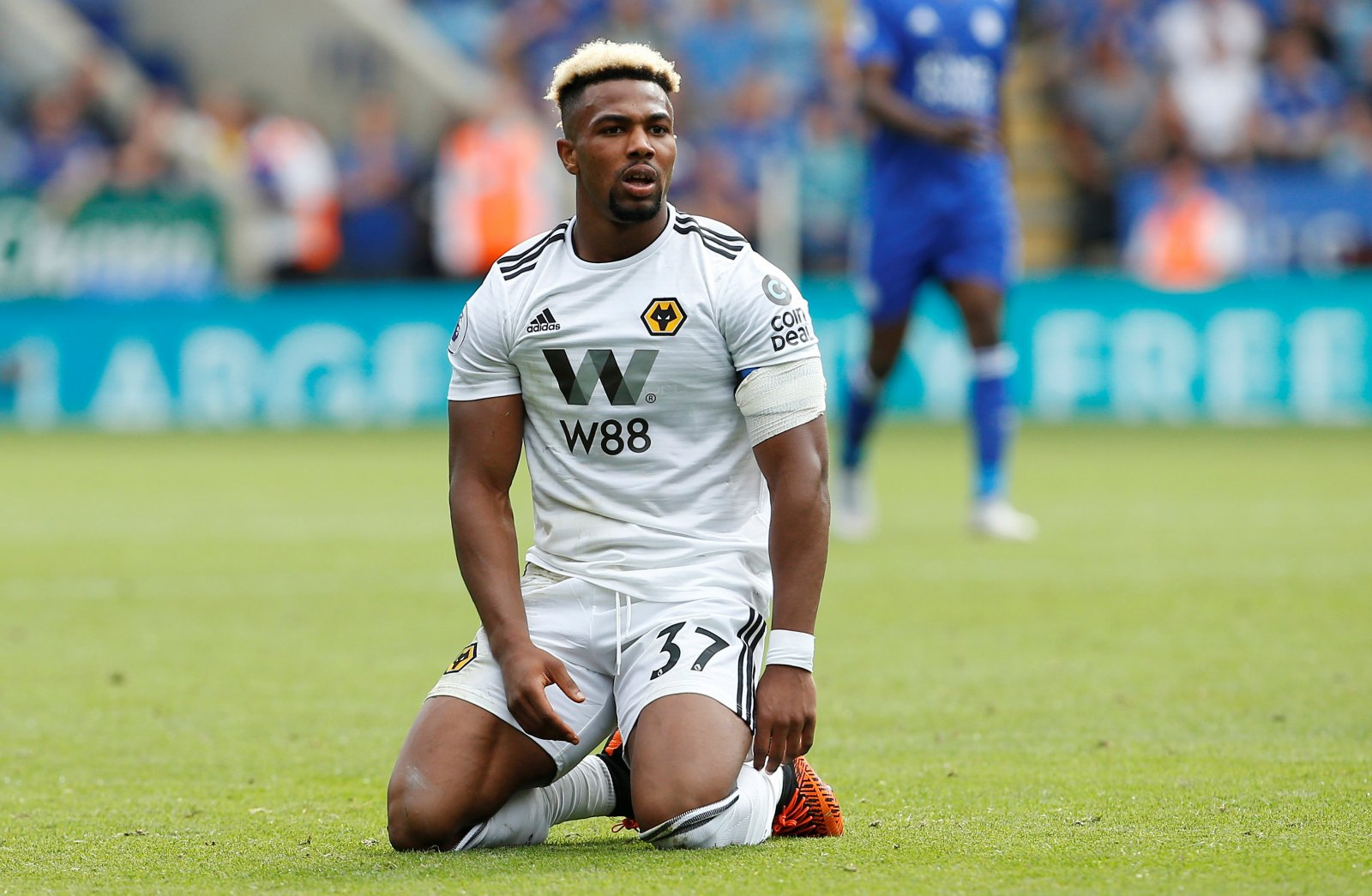 Traore Wolves